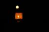 ろうそくの灯
